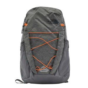 ノースフェイス THE NORTH FACE バッグ バックパック リュックサック メンズ グレー 大容量 軽量 アウトドア 旅行 ロゴ ブランド NF0A3KY7|fashion-labo