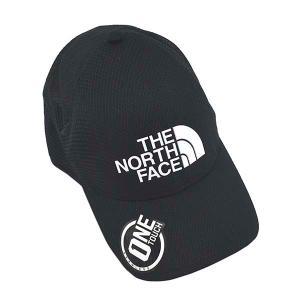 ノースフェイス THE NORTH FACE 帽子 キャップ ベースボールキャップ メンズ レディース ブラック ワンタッチ ライトキャップ ロゴ ブランド NF0A3KBS|fashion-labo