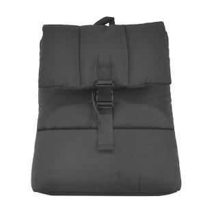 マリメッコ MARIMEKKO バッグ バックパック リュックサック デイパック レディース ブラック 黒 ブランド 49144|fashion-labo