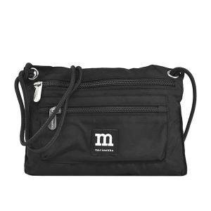 マリメッコ MARIMEKKO バッグ ショルダーバッグ 斜めがけバッグ 斜め掛けバッグ ななめがけバッグ 49671 レディース ブラック 黒 ブランド|fashion-labo