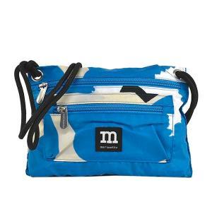 マリメッコ MARIMEKKO バッグ ショルダーバッグ スマートバッグ スマートトラベルバッグ ウニッコ 49699 レディース ブルー 青 ブランド|fashion-labo