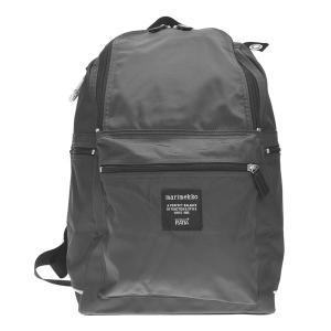マリメッコ MARIMEKKO バックパック リュック リュックサック レディース メンズ ブラック 黒 ブランド 026994 BUDDY GY 900|fashion-labo
