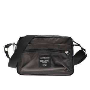マリメッコ MARIMEKKO バッグ ショルダーバッグ 斜めがけバッグ 斜め掛けバッグ ななめがけバッグ 90180 レディース ダークパープル ナイロンバッグ ブランド|fashion-labo