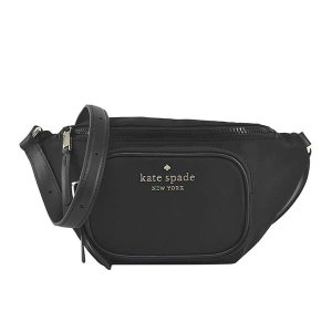 ケイトスペード KATE SPADE バッグ ボディバッグ ショルダーバッグ WKRU6591 レディース ブラック 黒 ナイロンバッグ ロゴ ブランド fashion-labo