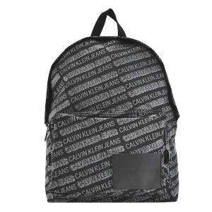 カルバンクライン CALVIN KLEIN バッグ リュックサック バックパック メンズ ブラック 総柄 ロゴ ブランド K50K505820 fashion-labo