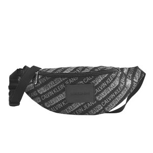 カルバンクライン CALVIN KLEIN バッグ ウエストポーチ ボディバッグ ベルトバッグ メンズ ストリートパック ブラック ロゴ ブランド K50K505821 fashion-labo