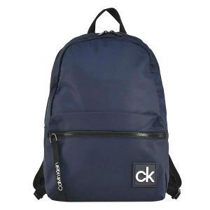 カルバンクライン CALVIN KLEIN バッグ バックパック リュックサック デイパック メンズ ネイビー ロゴ ブランド K50K506012 fashion-labo