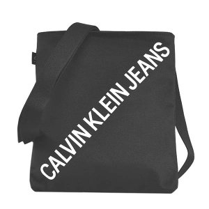カルバンクライン CALVIN KLEIN バッグ ショルダーバッグ メンズ ブラック 黒 斜めがけバッグ 斜め掛けバッグ ロゴ ブランド K50K506440 fashion-labo