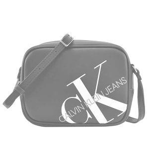 カルバンクライン CALVIN KLEIN バッグ ショルダーバッグ 斜めがけバッグ 斜め掛けバッグ メンズ CKロゴ ブラック ホワイト ブランド K60K606854 fashion-labo