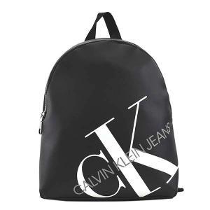 カルバンクライン CALVIN KLEIN バッグ バックパック リュックサック メンズ CKロゴ ブラック ホワイト ブランド K60K606855 fashion-labo