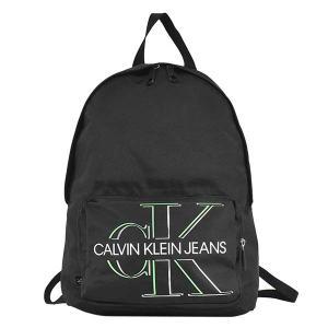 カルバンクライン CALVIN KLEIN バッグ バックパック リュックサック リュック デイパック K50K506346 メンズ ブラック 黒 ロゴ ブランド fashion-labo