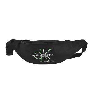 カルバンクライン CALVIN KLEIN バッグ ウエストポーチ ベルトバッグ ヒップバッグ K50K506348 メンズ ブラック 黒 ロゴ ブランド fashion-labo