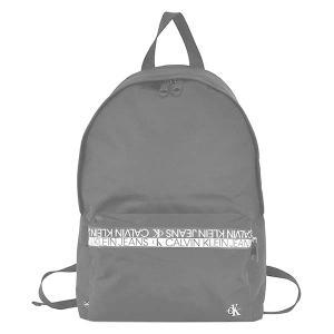 カルバンクライン CALVIN KLEIN バッグ バックパック リュックサック リュック デイパック K50K506537 メンズ ブラック 黒 CK ロゴ ブランド fashion-labo