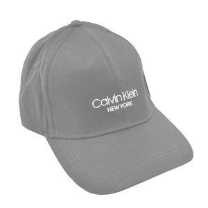 カルバンクライン CALVIN KLEIN 帽子 キャップ ベースボールキャップ 野球帽 K50K505796 メンズ ブラック 黒 コットン ロゴ ブランド fashion-labo