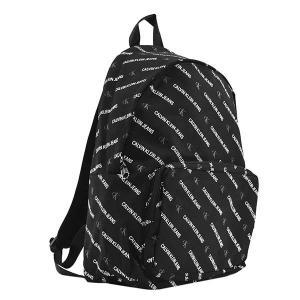 カルバンクライン CALVIN KLEIN バッグ リュックサック バックパック メンズ ブラック 黒 ロゴ ブランド K50K505254 fashion-labo
