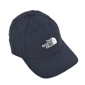 ノースフェイス THE NORTH FACE 帽子 キャップ ベースボールキャップ 野球帽 NF0A4VSV メンズ ネイビー コットン フリーサイズ ロゴ ブランド|fashion-labo