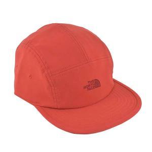 ノースフェイス THE NORTH FACE 帽子 キャップ ベースボールキャップ MARINA CAMP HAT NF0A3VVH メンズ レッド 赤 ブランド|fashion-labo