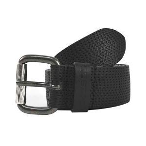 ディーゼル DIESEL ベルト 95cm X05689 メンズ ブラック 黒色 レザー 本革 牛革 ブランド fashion-labo