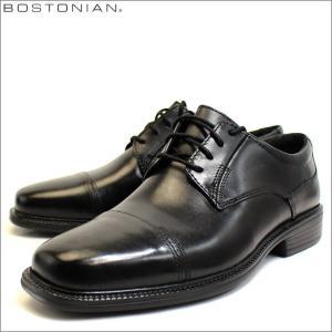 ボストニアン BOSTONIAN クラークス 姉妹ブランド 革靴 靴 ビジネスシューズ レザー 本革 ブラック メンズ ブランド 26025805 セール 2018 秋冬 新作|fashion-labo