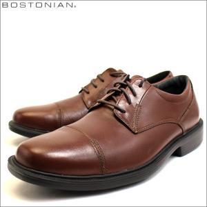 ボストニアン BOSTONIAN クラークス 姉妹ブランド 革靴 靴 ビジネスシューズ レザー 本革 ブラウン メンズ ブランド 26025806 セール 2018 秋冬 新作|fashion-labo