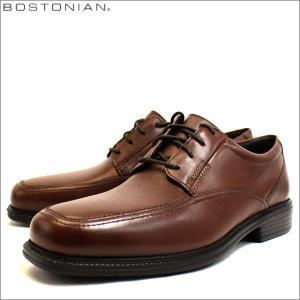ボストニアン BOSTONIAN クラークス 姉妹ブランド 靴 革靴 ビジネスシューズ レザー 本革 ブラウン メンズ ブランド 26025886 セール 2018 秋冬 新作|fashion-labo
