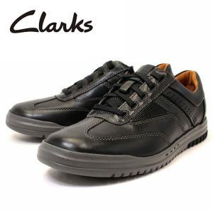 クラークス Clarks 靴 革靴 レザー スニーカー カジュアルシューズ Unrhombus Fl...