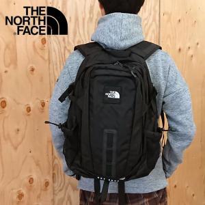 ザ ノースフェイス メンズ リュック THE NORTH FACE ホットショット バックパック リュックサック 30L A3 ブラック 送料無料 レディース|fashion-labo