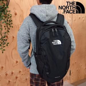 ザ ノースフェイス メンズ リュック THE NORTH FACE VAULT ヴォルト バックパック リュックサック 27L A3 レディース ブラック 黒 送料無料|fashion-labo
