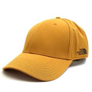 ノースフェイス THE NORTH FACE キャップ 帽子 ベースボールキャップ メンズ レディース クラシック タン ブラウン フリーサイズ ブランド nf0a4vu9|fashion-labo