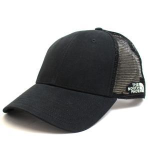ノースフェイス THE NORTH FACE キャップ 帽子 ベースボールキャップ メンズ レディース ブラック メッシュキャップ スナップバック ブランド nf0a4vua|fashion-labo