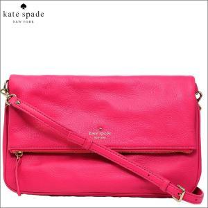 ケイトスペード kate spade バッグ ショルダーバッグ レディース ピンク レザー 本革 pxru4026-951 斜めがけ 斜め掛け ロゴ ブランド アウトレット fashion-labo