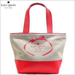 ケイトスペード バッグ トートバッグ キャンバス レザー 本革 kate spade ブランド アウトレット リボン A4 5584 fashion-labo