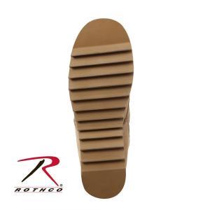ロスコ ROTHCO 正規品 メンズ ブーツ デザート ジャングルブーツ G.I. Type Desert Tan Ripple Sole Jungle Boots 5058 セール|fashion-labo|02
