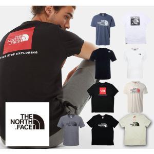ノースフェイス Tシャツ メンズ 半袖 THE NORTH FACE ボックスロゴ シンプルドーム ハーフドーム 半そで XL|fashion-labo