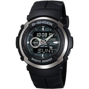 カシオ CASIO 正規品 時計 腕時計 G-SHOCK Gショック メンズ ブランド G-300-3AJF G-300 SERIES|fashion-labo