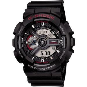 カシオ CASIO 正規品 時計 腕時計 G-SHOCK Gショック メンズ ブランド GA-110-1AJF GA-110 SERIES|fashion-labo