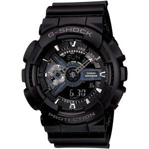 カシオ CASIO 正規品 時計 腕時計 G-SHOCK Gショック メンズ ブランド GA-110-1BJF GA-110 SERIES|fashion-labo