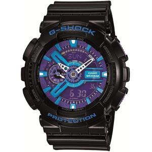 カシオ CASIO 正規品 時計 腕時計 G-SHOCK Gショック メンズ ブランド GA-110HC-1AJF GA-110 SERIES|fashion-labo