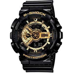 カシオ CASIO 正規品 時計 腕時計 G-SHOCK Gショック メンズ ブランド GA-110GB-1AJF GA-110 SERIES|fashion-labo