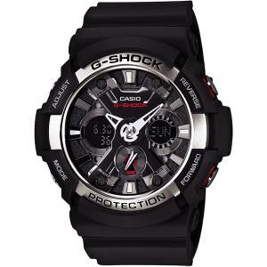 カシオ CASIO 正規品 時計 腕時計 G-SHOCK Gショック メンズ ブランド GA-200-1AJF GA-200 SERIES|fashion-labo