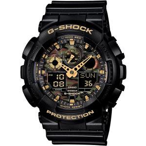 カシオ CASIO 正規品 時計 腕時計 G-SHOCK Gショック メンズ ブランド GA-100CF-1A9JF GA-100 SERIES|fashion-labo