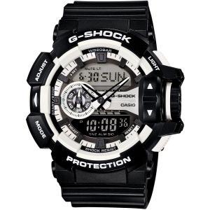 カシオ CASIO 正規品 時計 腕時計 G-SHOCK Gショック メンズ ブランド GA-400-1AJF GA-400 SERIES|fashion-labo