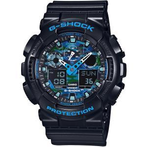 カシオ CASIO 正規品 時計 腕時計 G-SHOCK Gショック メンズ ブランド GA-100CB-1AJF GA-100 SERIES|fashion-labo