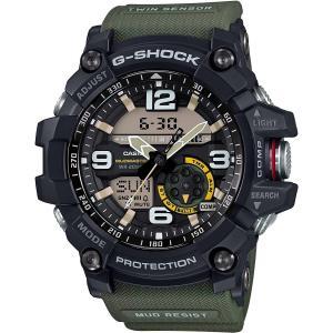 カシオ CASIO 正規品 時計 腕時計 G-SHOCK Gショック メンズ ブランド GG-1000-1A3JF MUDMASTER|fashion-labo