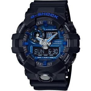カシオ CASIO 正規品 時計 腕時計 G-SHOCK Gショック メンズ ブランド GA-710-1A2JF GA-700 SERIES|fashion-labo