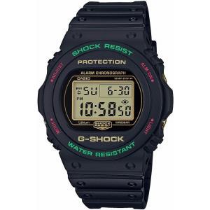 カシオ CASIO 正規品 時計 腕時計 G-SHOCK Gショック メンズ ブランド DW-5700TH-1JF DIGITAL Throwback 1990s|fashion-labo