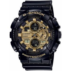 カシオ CASIO 正規品 時計 腕時計 G-SHOCK Gショック メンズ ブランド GA-140GB-1A1JF ANALOG-DIGITAL GA-140 SERIES|fashion-labo