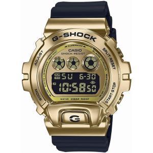カシオ CASIO 正規品 時計 腕時計 G-SHOCK Gショック メンズ ブランド GM-6900G-9JF DIGITAL 6900 SERIES|fashion-labo