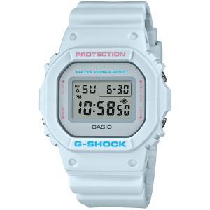 カシオ CASIO 正規品 時計 腕時計 G-SHOCK Gショック メンズ ブランド DW-5600SC-8JF Spring Color Series|fashion-labo