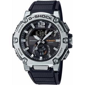 カシオ CASIO 正規品 時計 腕時計 G-SHOCK Gショック メンズ ブランド GST-B300S-1AJF G-STEEL GST-B300 Series|fashion-labo